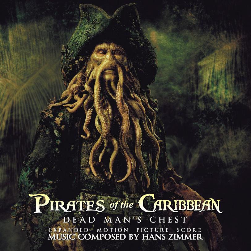 Pirates des Caraïbes - Musiques par Hans Zimmer