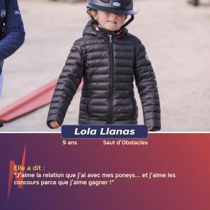 Présentation Lola