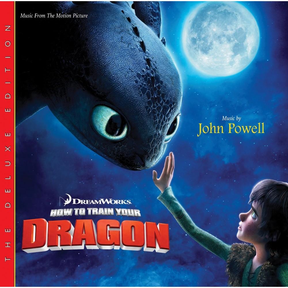 Dragon - Musiques par John Powell