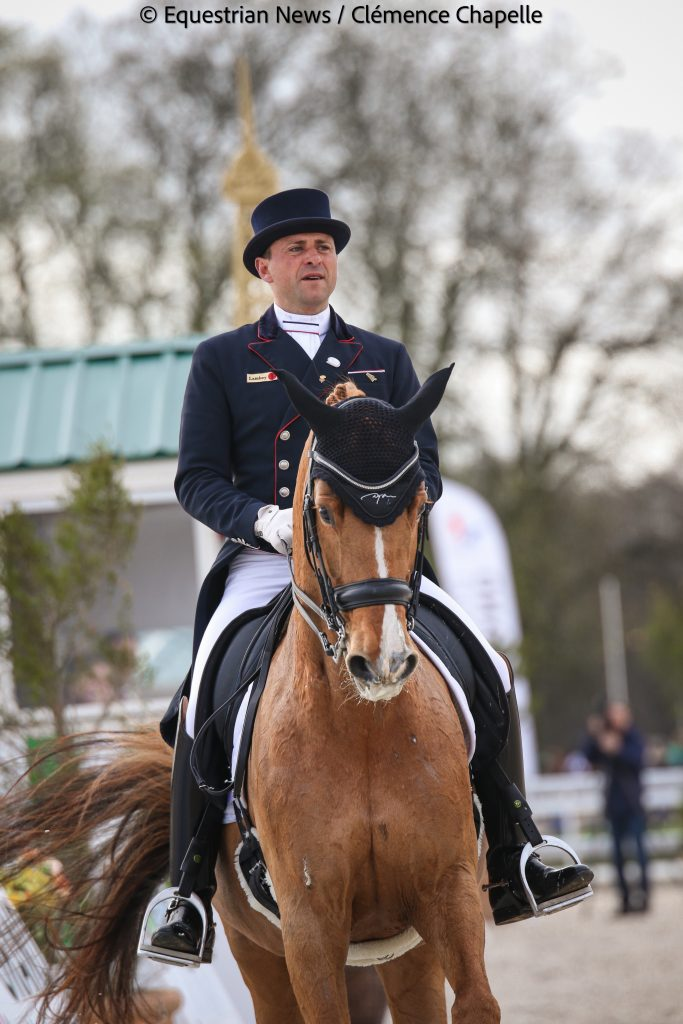 @ Equestrian News / Clémence Chapelle